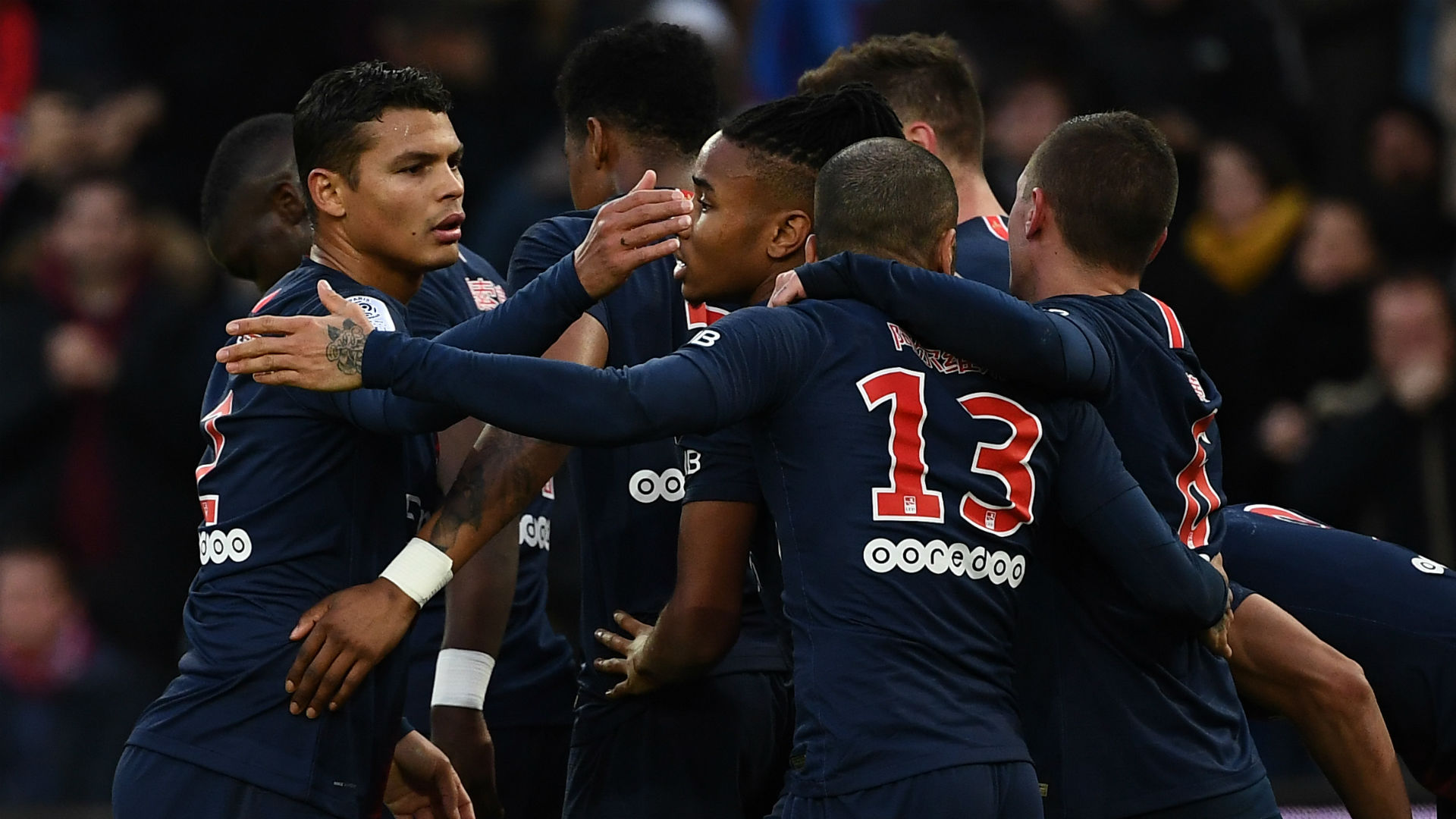 PSG Bordeaux Ligue 1 09022019
