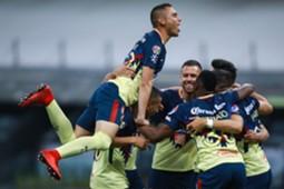 América vs Lobos Liga MX 2018