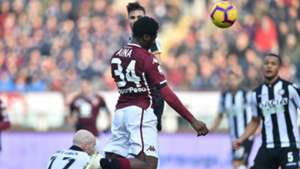 Torino wing-back Ola Aina hit with three-match ban