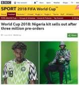 nigeria kit