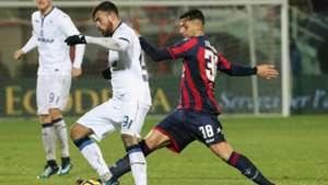Rolando Mandragora Andrea Petagna Crotone Atalanta Serie A