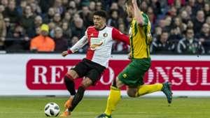 Bilal Basacikoglu, Feyenoord 03212018
