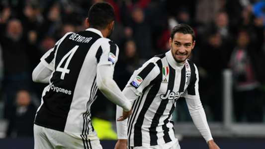 Mattia De Sciglio Juventus Crotone Serie A