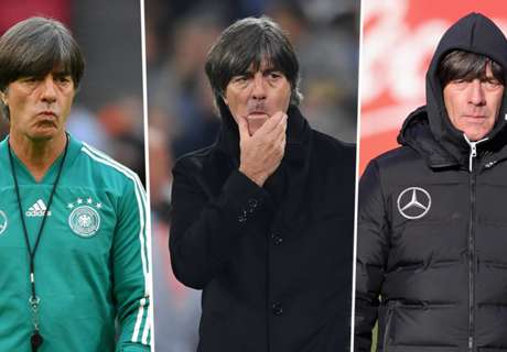 Low out! Germany must sack coach after horrific 2018