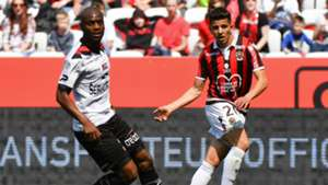 Youcef Attal Nice Guingamp Ligue 1 28042019