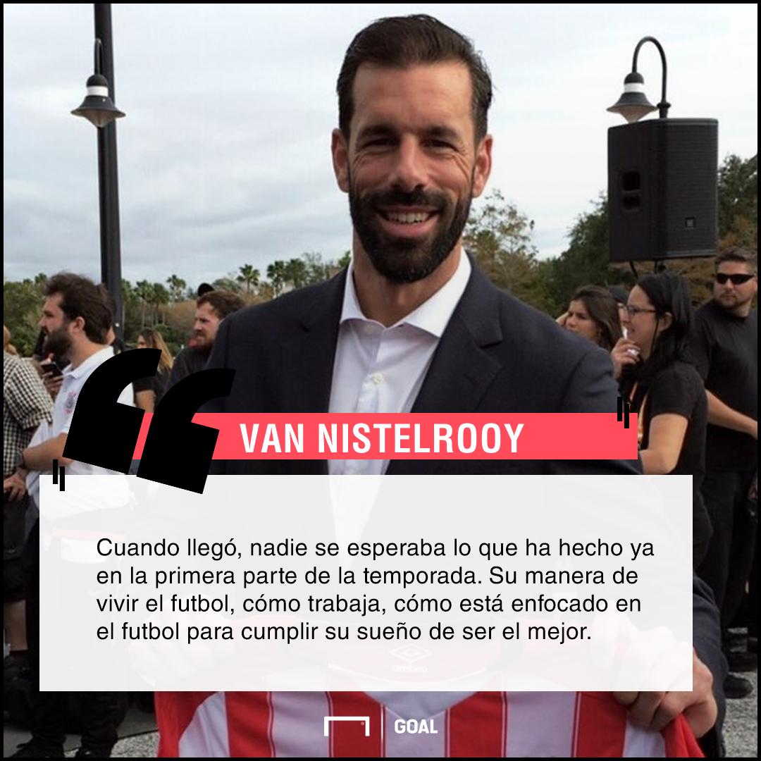 Ruud Van Nistelrooy quote