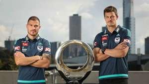 James Troisi James Donachie Melbourne Victory A-League 24042017