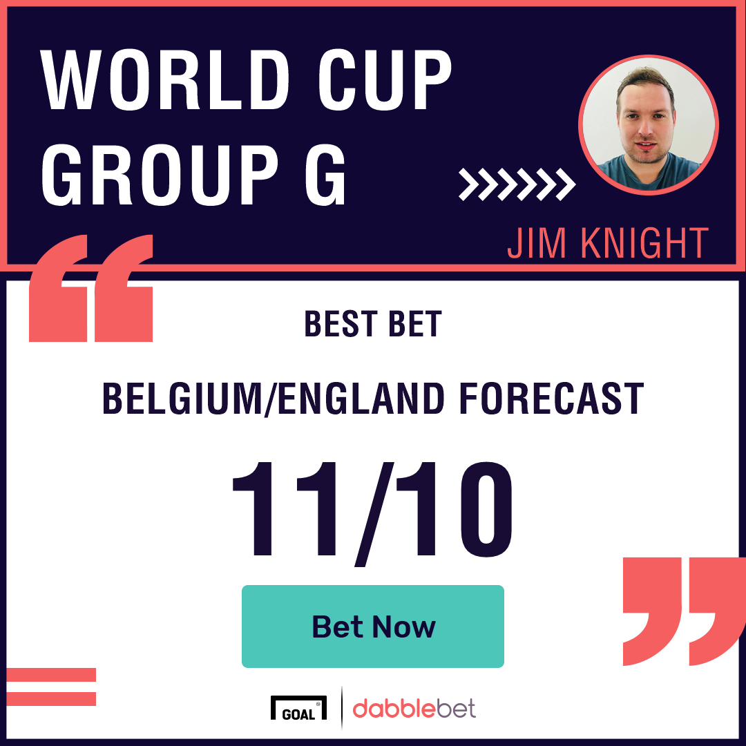 Group G Best Bet preview