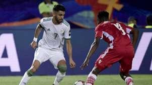 Riyad Mahrez - Algeria vs Kenya