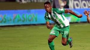 Yerson Candelo Atlético Nacional Liga Águila 2018