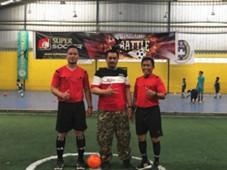 Super Soccer Futsal Battle