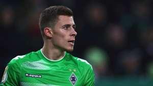 Thorgan Hazard Borussia Mönchengladbach