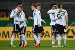Deutschland Israel U21
