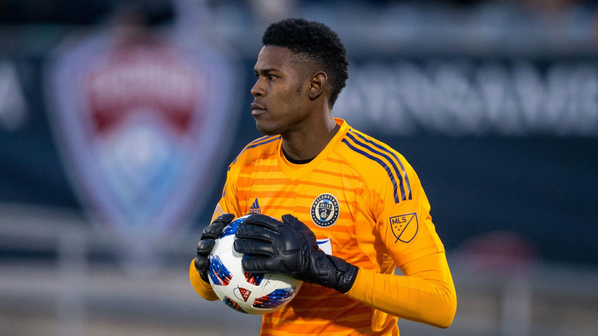 Andre Blake MLS Philadelphia Union 03302018