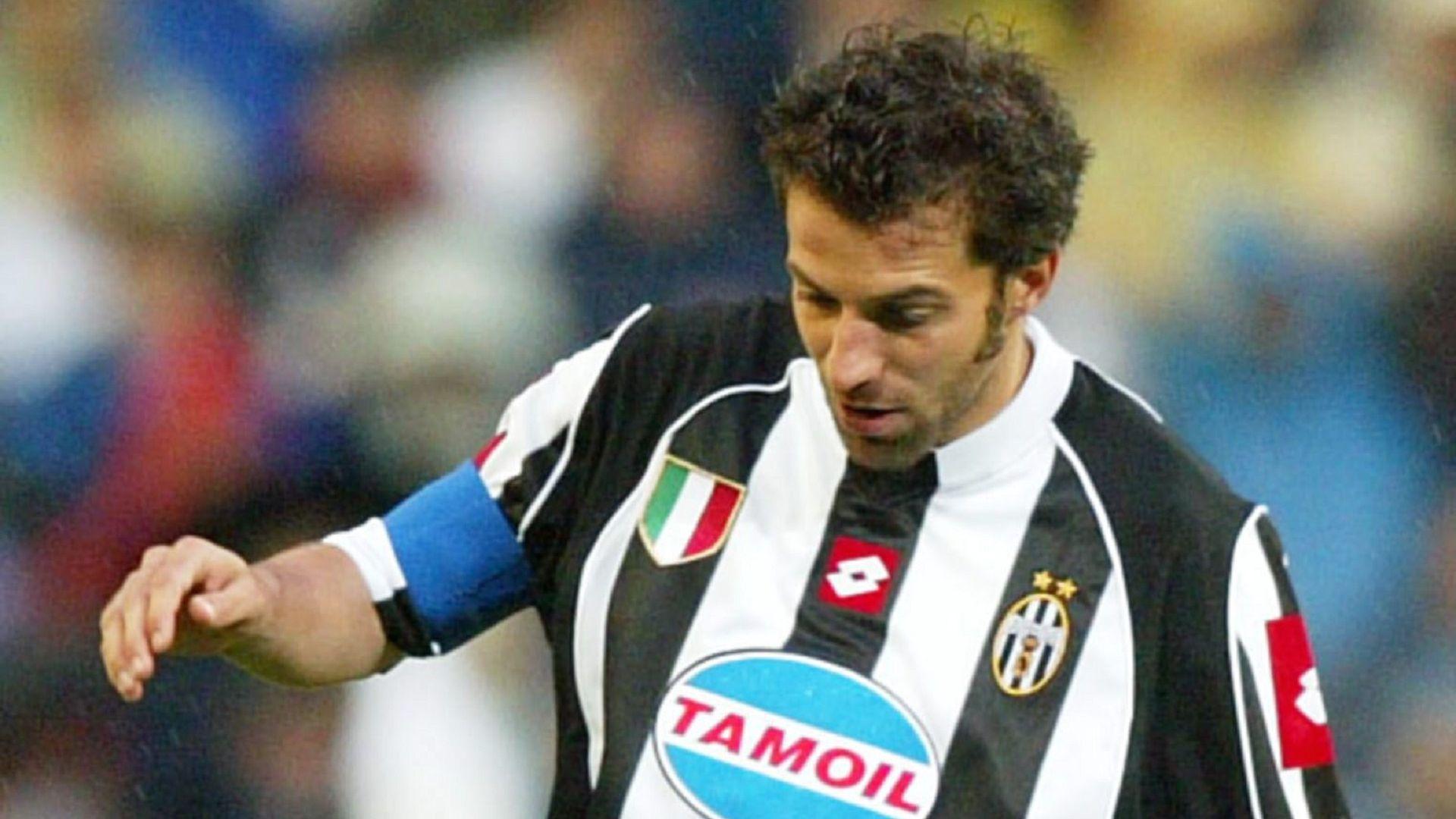 Del Piero Juventus 2003