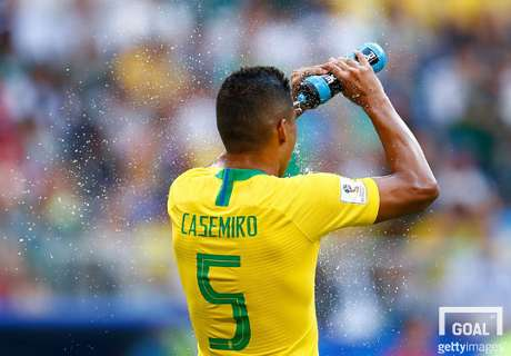 Casemiro can lead Brazil's new generation