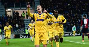 Federico Bernardeschi Cagliari Juventus Serie A