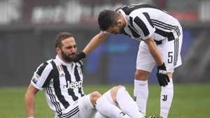 Gonzalo Higuain Juventus Torino
