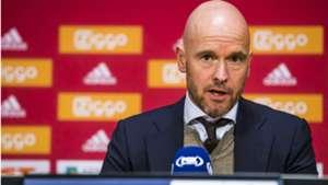 Erik ten Hag, Ajax, 11032018