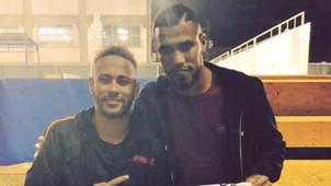 Jonathas - Corinthians e Neymar - 23/07/2018