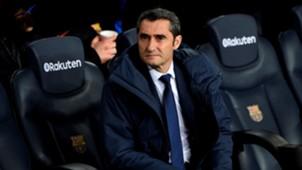 Ernesto Valverde Barcelona Espanyol Copa del Rey 25012018