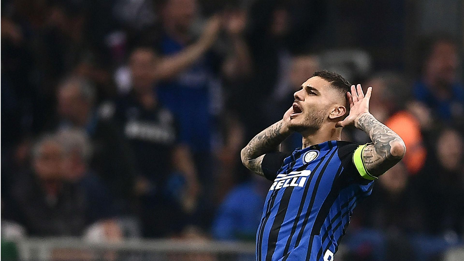 Mauro Icardi Inter Juventus Serie A