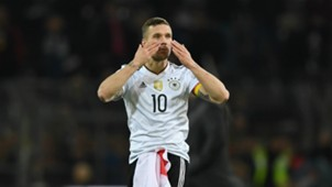 Lukas Podolski Germany 22032017