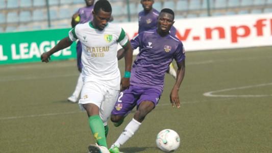 MFM vs. Plateau United