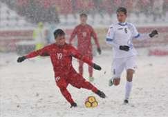 Quang Hải U23 Việt Nam