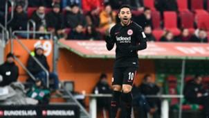 Marco Fabián Eintracht Frankfurt