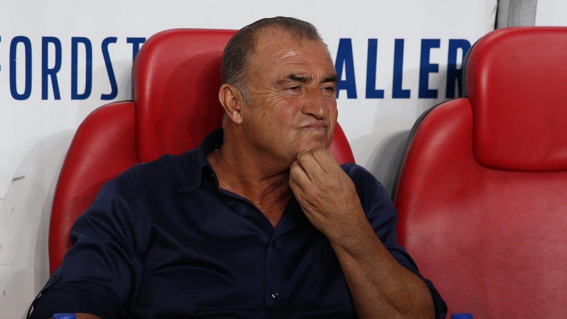 Fatih Terim Galatasaray 1062018