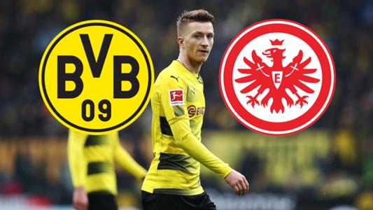 Bvb Vs Frankfurt Die Bundesliga Heute Im Live Stream Und Tv Goalcom