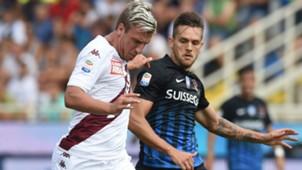 Toloi Maxi Lopez Atalanta Torino