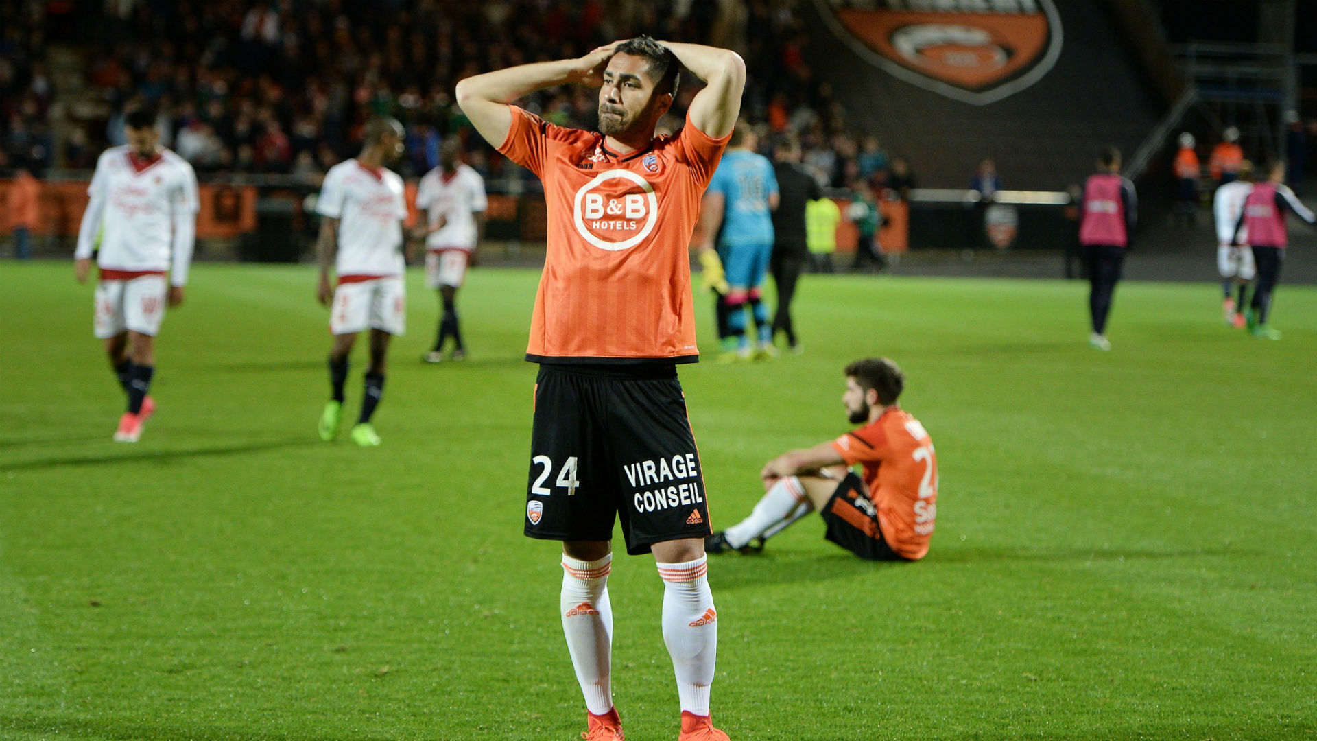 Wesley Lautoa Lorient-Bordeaux 20052017
