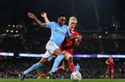 Manchester City Bristol City