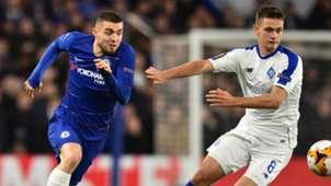 Mateo Kovacic Chelsea 2018-19