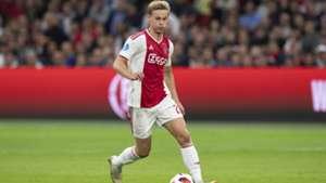 Frenkie de Jong, Ajax, Eredivisie 08252018