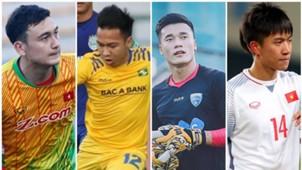 Danh sách đội tuyển Việt Nam tập trung tháng 3-2018