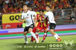 Muslim Ahmad, Matthew Davies, Pahang, Ilham Udin Armaiyn, Selangor, Malaysia Super League, 24022018