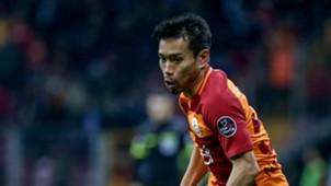 2018-03-16 Yuto Nagatomo Galatasaray