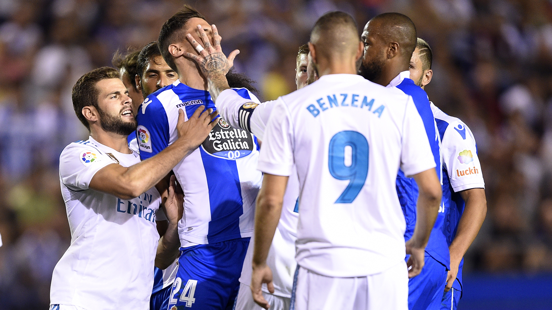 Real Madrid mejora su marca en las segundas partes