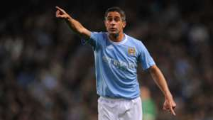 Sylvinho Manchester City
