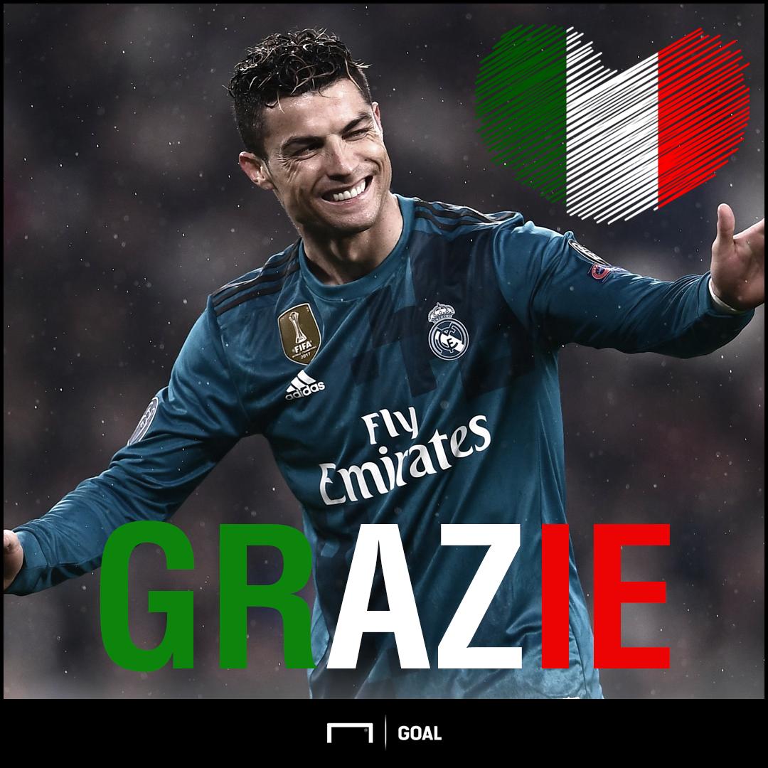 Ronaldo Grazie