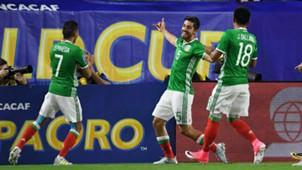 Rodolfo Pizarro Mexico Gold Cup