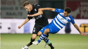 PEC Zwolle - Heracles Almelo, Drik Marcellis, 16062017