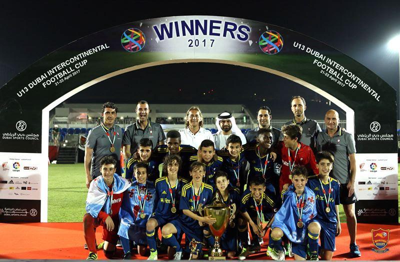 U13 Dubai Intercontinental Football Cup