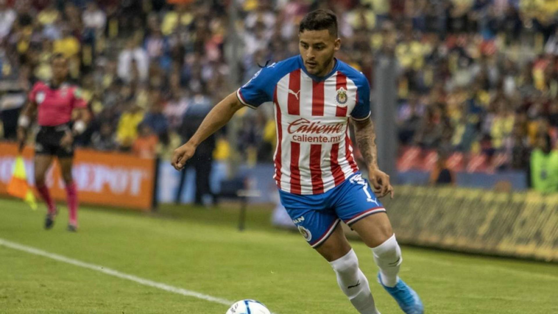 Alexis Vega Chivas Apertura 2019