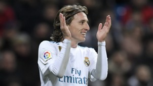 Luka Modric Real Madrid Real Sociedad 10022018