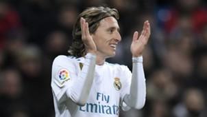 Luka Modric Real Madrid Real Sociedad 10022018