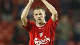 Michael Owen Liverpool